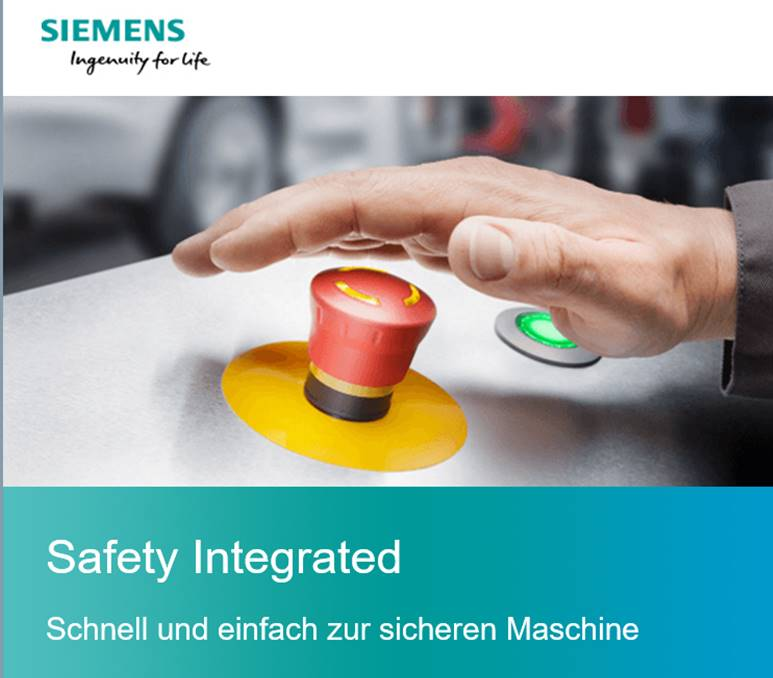 SIEMENS-Safety Integrated Tool